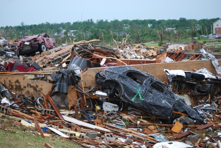Incredible destruction from Joplin twister