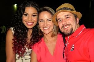 Jordin Sparks, Kristin, David